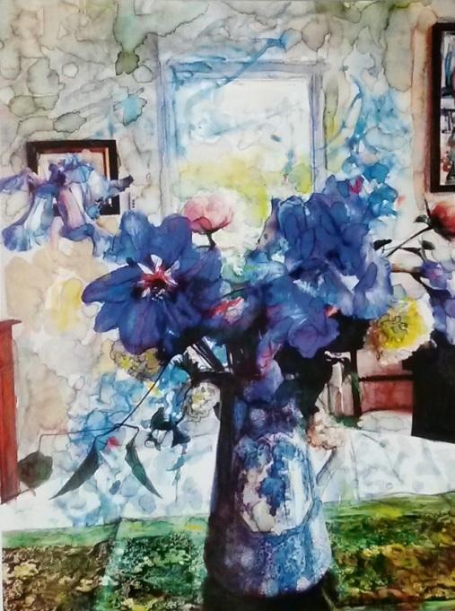 Fleurs, Sylvain Besancon 3