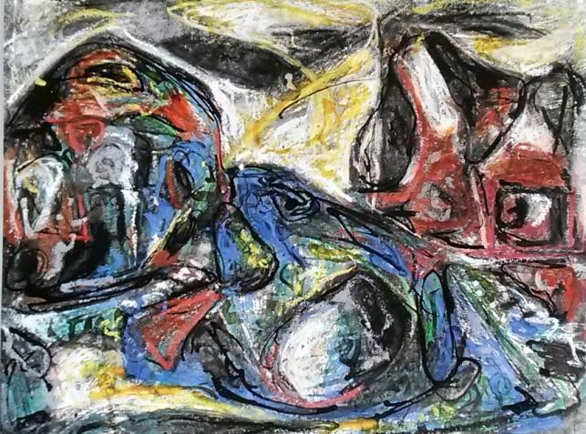 Paysages pour Faust, Sylvain Besancon 1973-2014 1