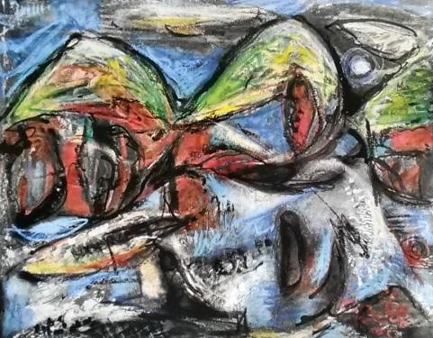 Paysages pour Faust, Sylvain Besancon 1973-2014 2