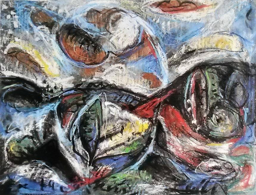 Paysages pour Faust, Sylvain Besancon 1973-2014 4