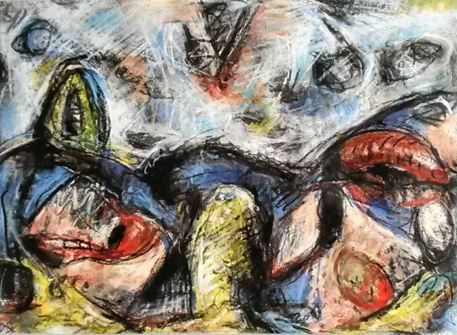 Paysages pour Faust, Sylvain Besancon 1973-2014 5