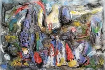 Paysages pour Faust, Sylvain Besancon 1973-2014 7