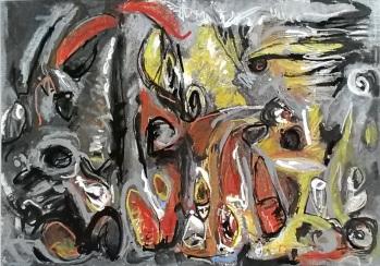 Paysages pour Faust, Sylvain Besancon 1973-2014 8